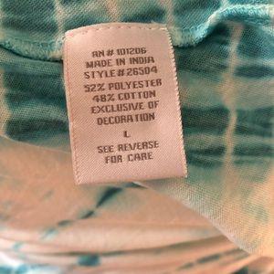 Soft Surroundings Dresses - Soft Surroundings Tie Dye Dress